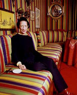 Style icon: Diana Vreeland - m 56