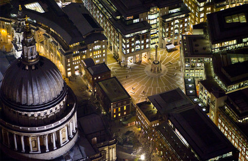 St pauls by Jason hawkes