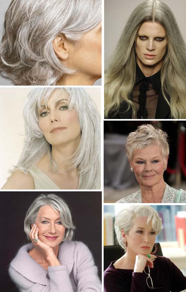The Womens Room Going Grey Are You Brave Enough