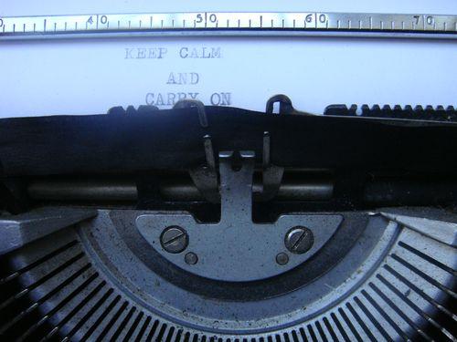 Typrwriter 001