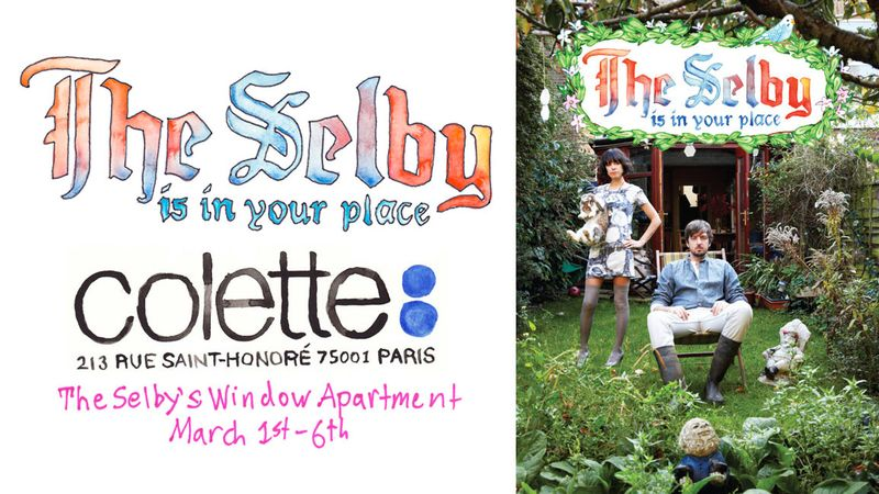 The selby at colette