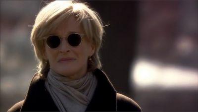 Patty hewes sunglasses