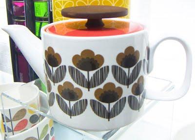 orla tea pot