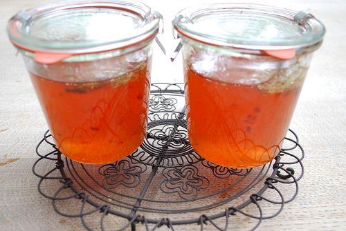 Jammy summerill & bishop jars