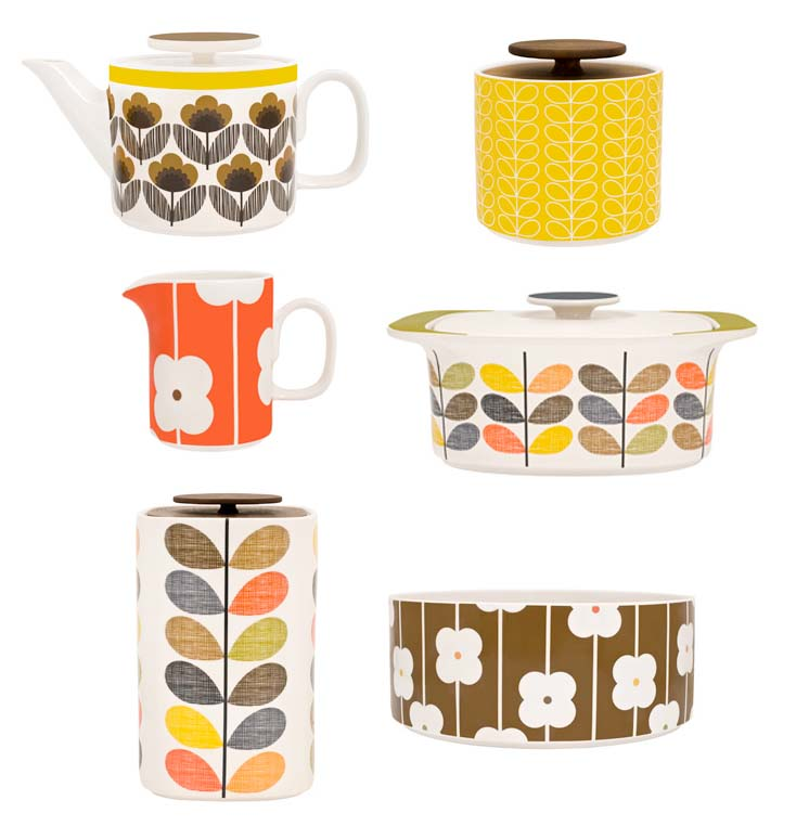 Orla Kiely Kitchenware