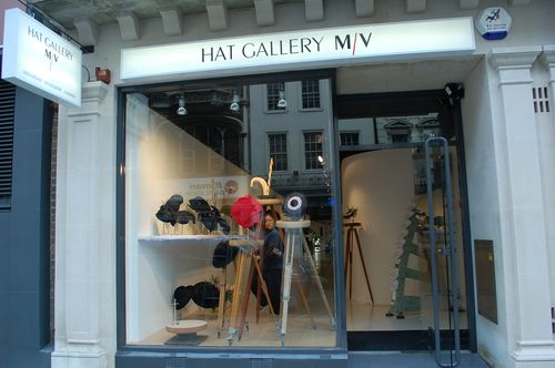MV hat shop