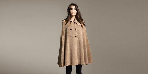 Zara cape