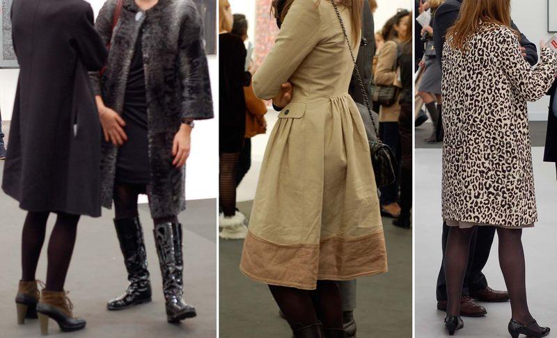 Frieze coats