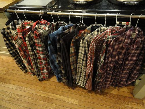 Lumberjack shirts better