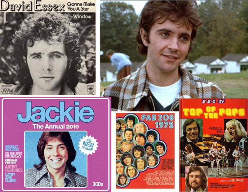 1970's Teenage crushes