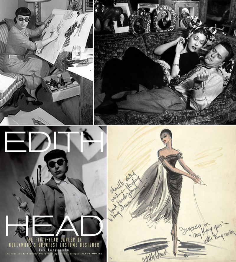 Edith Head Style icon