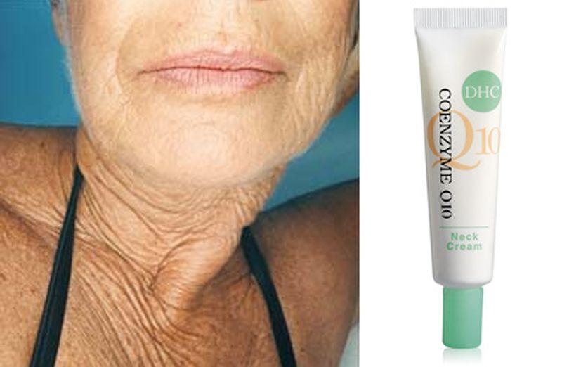 Q10 neck cream