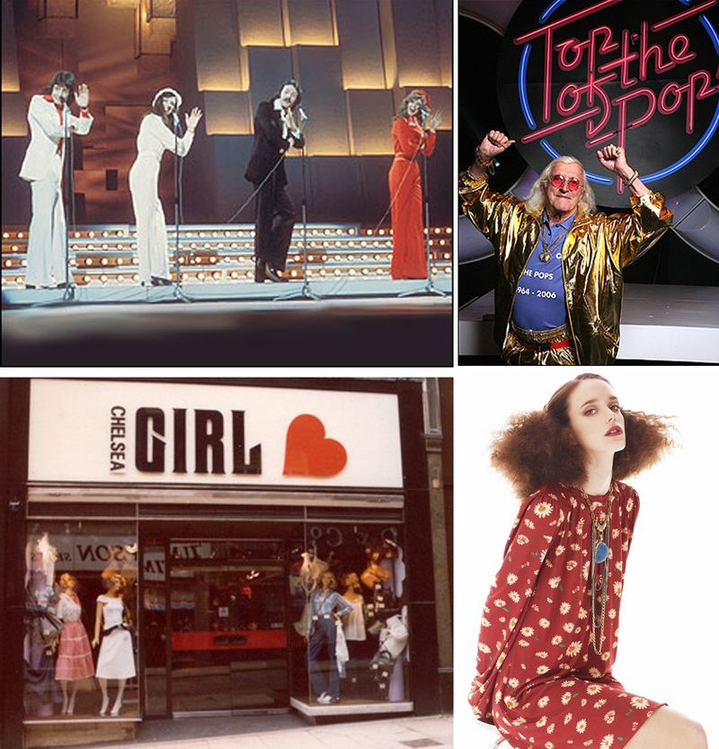 TOTP and Chelsea Girl