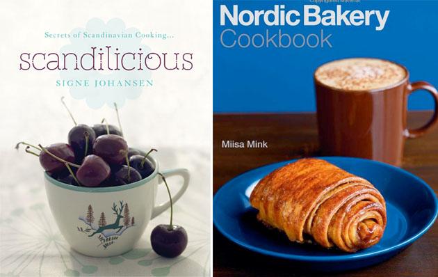 Nordic cook books